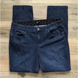 Jones New York Straight Leg Jeans Size 16